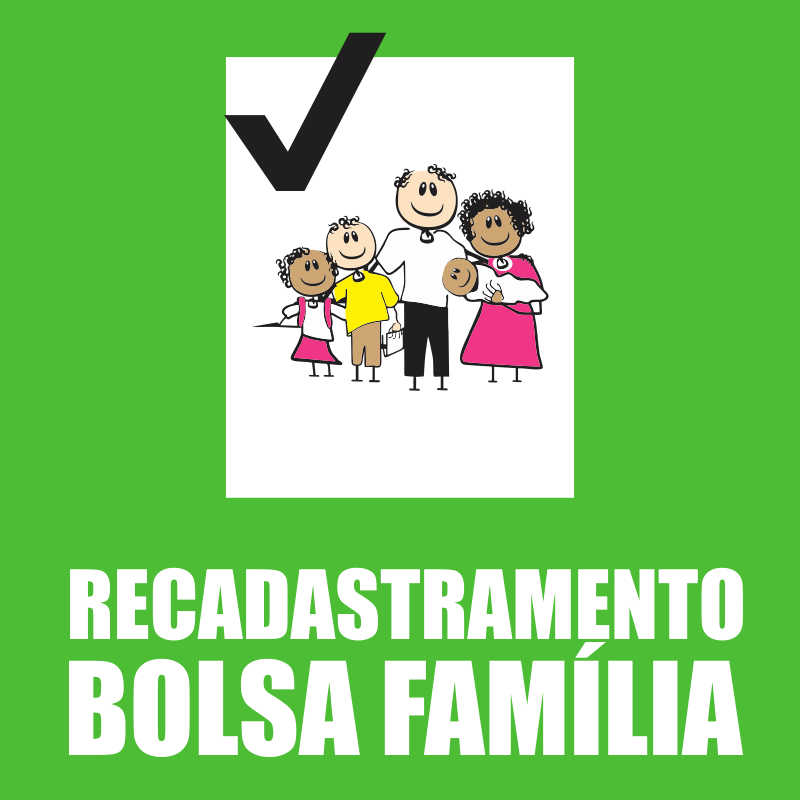 Recadastramento Bolsa Família