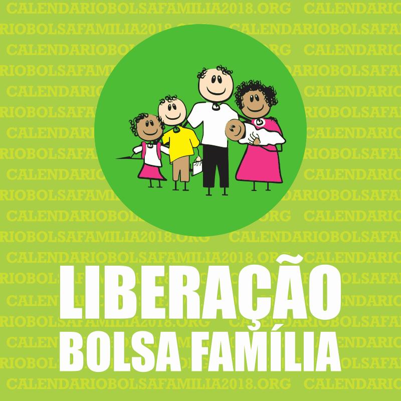 Liberação Bolsa Família 2018