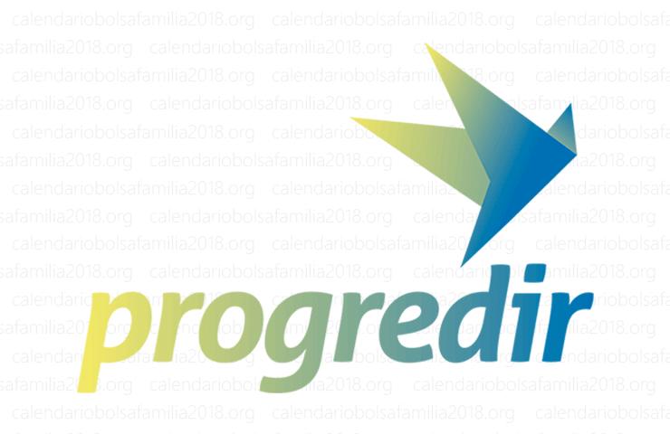 Programa Progredir 2018