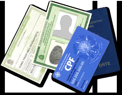 Documentos Necessários Matrícula Fácil 2018
