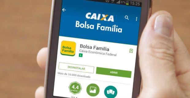 Aplicativo Bolsa Família