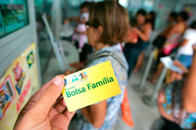 Consulta Saldo Bolsa Família